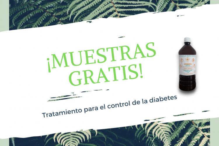 Promoción: Solicita tu muestra sin costo del Extracto de Nefi para el control de la diabetes